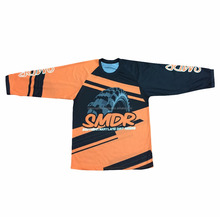 Custom Sublimated Full Sleeve Motocross MX Racing Jersey
