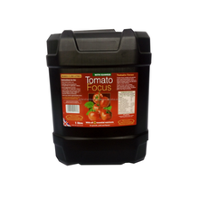 20 litre Growth Technology Tomato Focus (Liquid Compound Fertilizer for Tomatoes, with Seaweed, Humic & Fulvic Acid)
