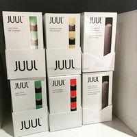 100% AUTHENTIC!!!J-U-U-L MANGO PODS, MINT PODS, VIRGINIA PODS, CREME, CUCUMBER