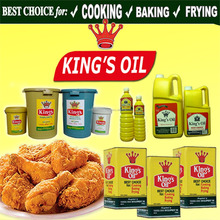 KING'S OIL RBD COCONUT COOKING OIL