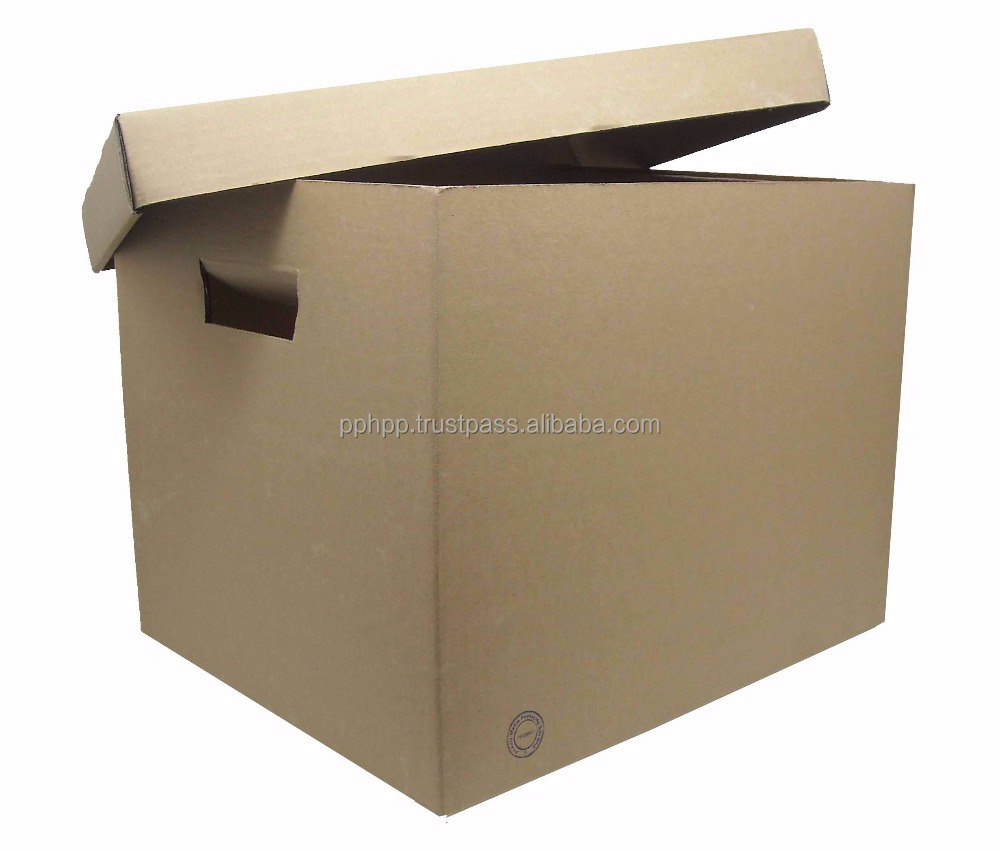 COVER & BODY STORAGE BOX