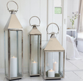 Stainless Steel Hot Sale candle lantern