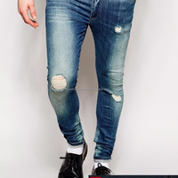 Ripped Jeans For Men Destroyed Jeans