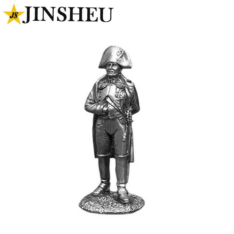 custom antique cartoon character pewter figure miniatures