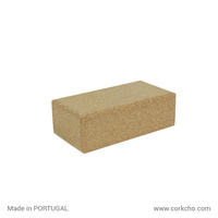 Cork Blocks for Yoga and other Utilities