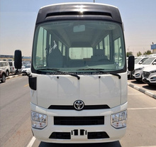 Toyota Coaster Bus Brand New model