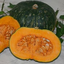 2017 Agricultural product SWEET PUMPKIN from Korea