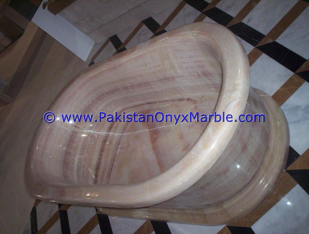 CUSTOM DESIGN AND SIZE FACTORY PRICE ONYX BATHTUBS CUSTOM