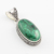 Latest 925 Sterling Silver Chrysocolla Handmade Customizable Fine Pendant
