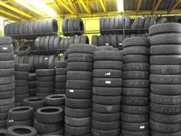 Used Car Tyres From EUROPE AND JAPAN FOR SALE