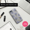 2017 Phone PU Quallity Leather Case for iPhone X 8 Plus with Floral Printing