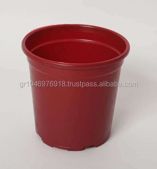 Plastic Nursery Pot / Seed - Flower - Plant Garden Planter Container (2,2lt)