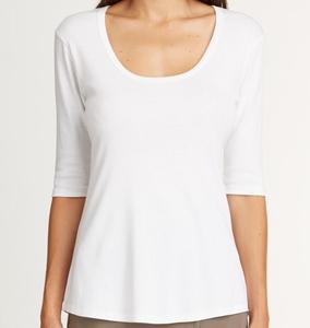 100% organic peru pima cotton GOTS certified eco friendly blank t shirt