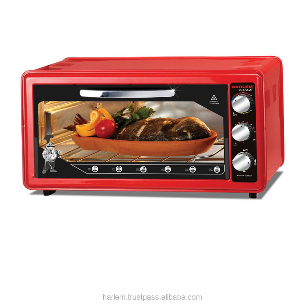 Electrical Mini Oven with Thermostat and Timer