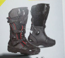 Boots Trail Bike Motocross Off Road Black