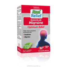 Real Relief - Headache and Migraine - 60 Tablets
