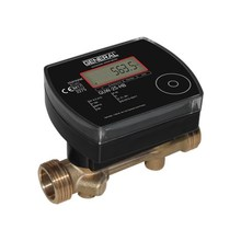 Ultrasonic Hot Water Meter MID Certificated Brass Body M-BUS Output GUW 25 HB