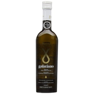 GALATIANO Elegance 500ml Ultra-Premium Organic Extra Virgin Olive Oil - Cold Extracted - 100% Natural - Greek Olive Oil