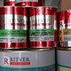 High Performance stain resistant scratch resistant wood varnish deco paint