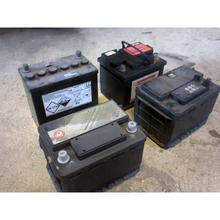 Factory Price for Used car lead battery scrap