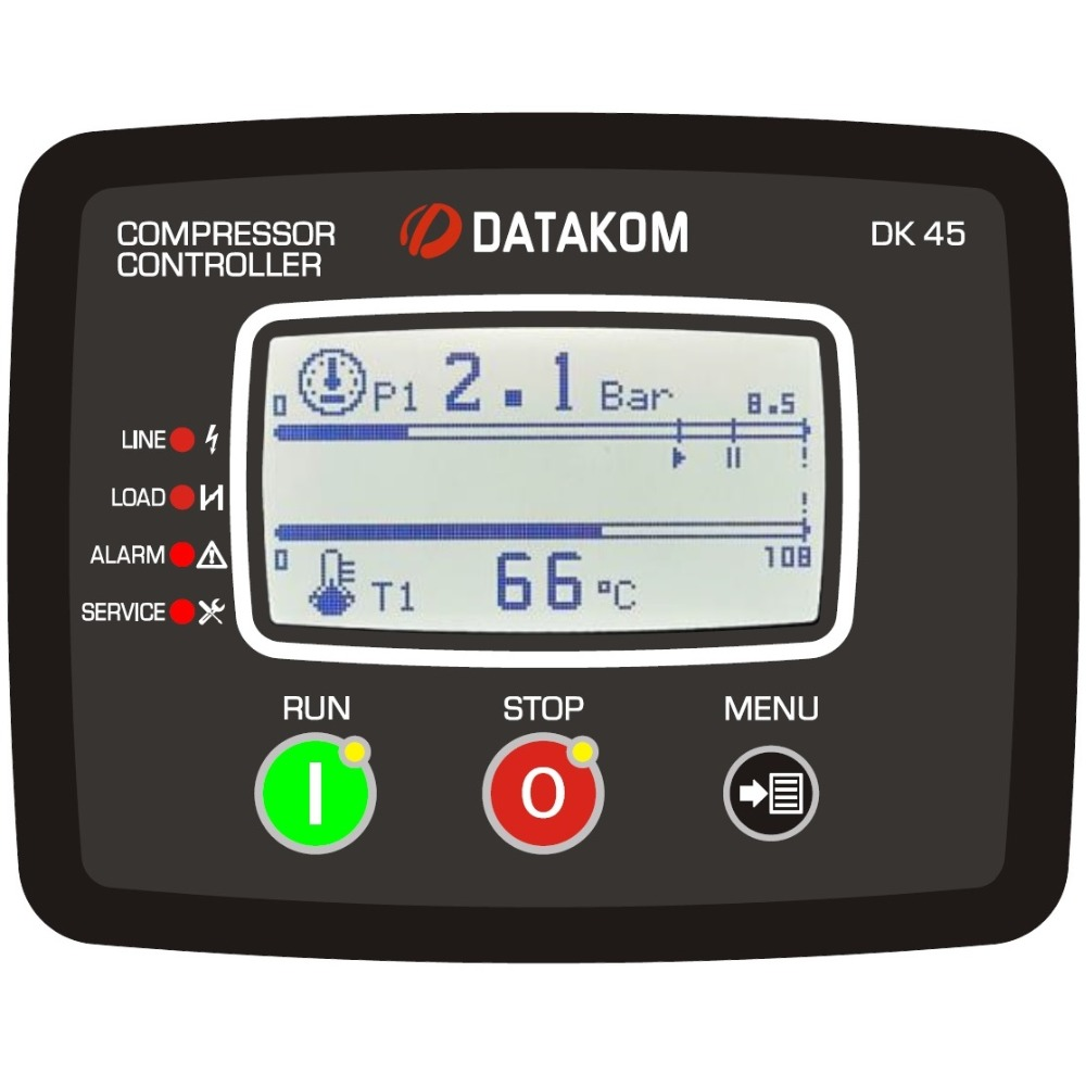 DATAKOM DK-45 Electric Motor Driven Compressor Controller