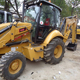 4x4 CAT 420F Used Backhoe for Sale /Used CATERPILLAR 420F Backhoe Loader with Cheap Price
