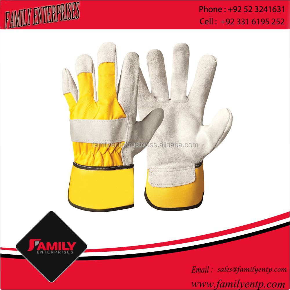 Love Self Brilliant Quality Wonderful Material China Canadian Leather Working Gloves