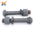 Fish bolt high strength track bolt for rail construction