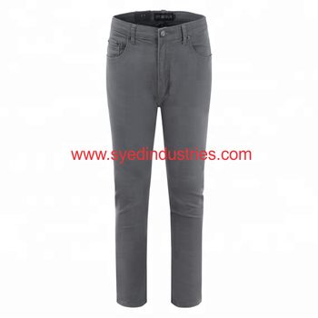Casual Men's Leather dressing Pants (Ezz-01)