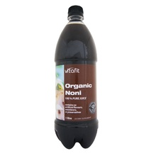 Vitafit Noni Juice | Certified Organic, Support Immunity, Heart Health and Good Nutrition