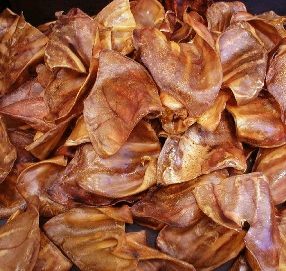 Pig ear for pet treats CHEAP PRICE