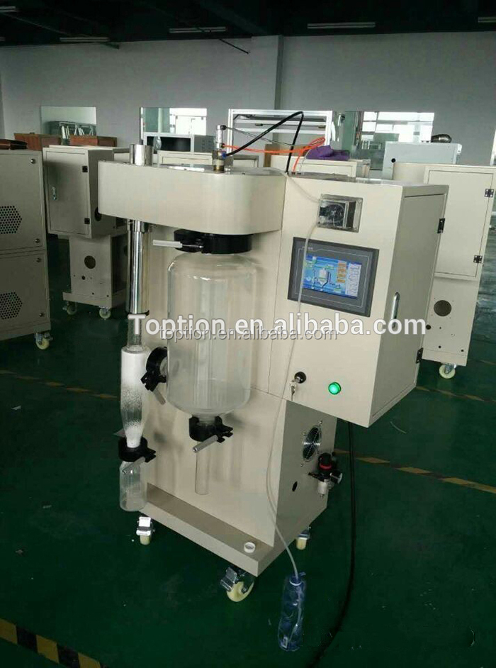 2L PLC control lab spray dryer lipase TP-S15