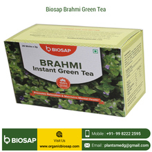 Brahmi (Bacopa monnieri) Extracts Green Tea Supplier