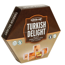 TURKISH DELIGHT DOUBLE ROASTED MIX NUTS HAZELNUT PISTACHIO ALMOND