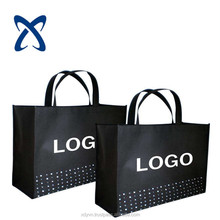 promotional custom printed reusable small non woven tote bags