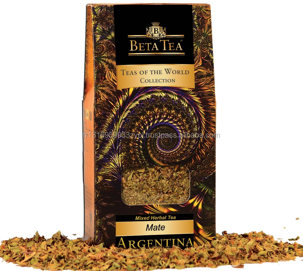 BETA TEA WORLD COLLECTION MATE TEA