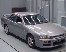 Nissan Skyline GT 1998 Lead Solution Car exporter Japan
