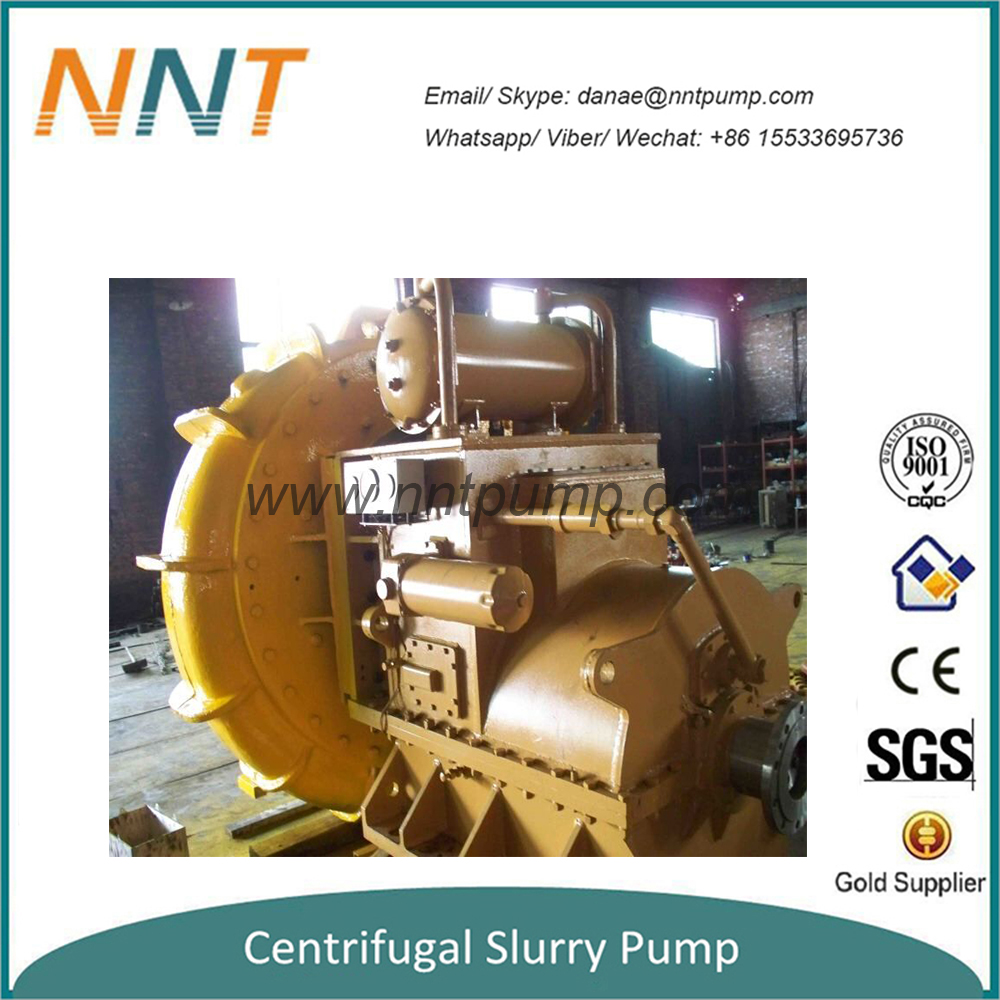 A05 centrifugal water slurry pump for coal mining