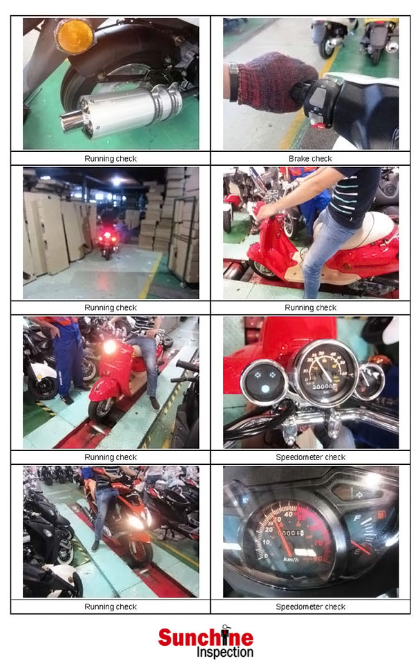 Product Quality Inspection in China / Inspection 13 years of experience in QC Inspections in China