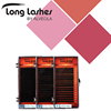 Long Lashes Professional one size lashes in tray