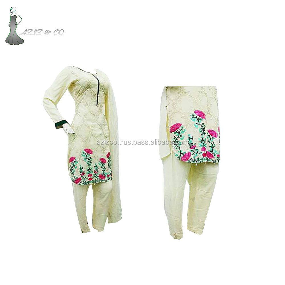 Long Sleeves Shalwar Kameez / Smart Shalwar Kameez