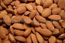 Almond nuts Available/raw/coast/kernel/