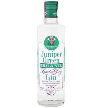 Juniper Green Organic London Dry Gin - 750 ml