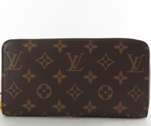Used LV preo wned lv M41894 Monogram Zippy Wallet for wholesale supply to luxury Brand shop owners or retailers