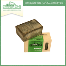Nettle soap (140g) - Dandruff and hair loss.