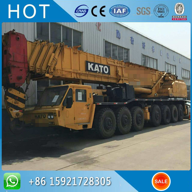 160 Ton NK1600 Japan Truck Crane Used Kato Crane Hot Sale in China
