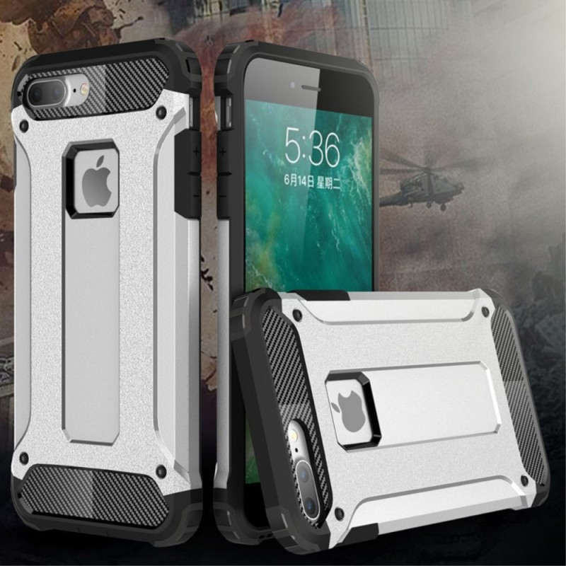 Hard Armour Shockproof Rugged Strong Protective Phone Case For iPhone 5, 5S, 6, 6S, 6 Plus, 7, 7S, 7 Plus