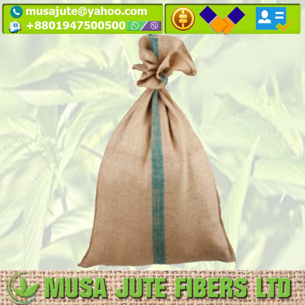 Double Warp (DW) Jute Sacking gunny Bags - Heavy Cees Bags (food grade & Normal))
