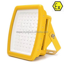 Exproof LED Flood Light 100W /ATEX Explosion proof LED lighting fixture, for Zone 1&Zone 2, Zone 21&Zone 22 hazardous area light