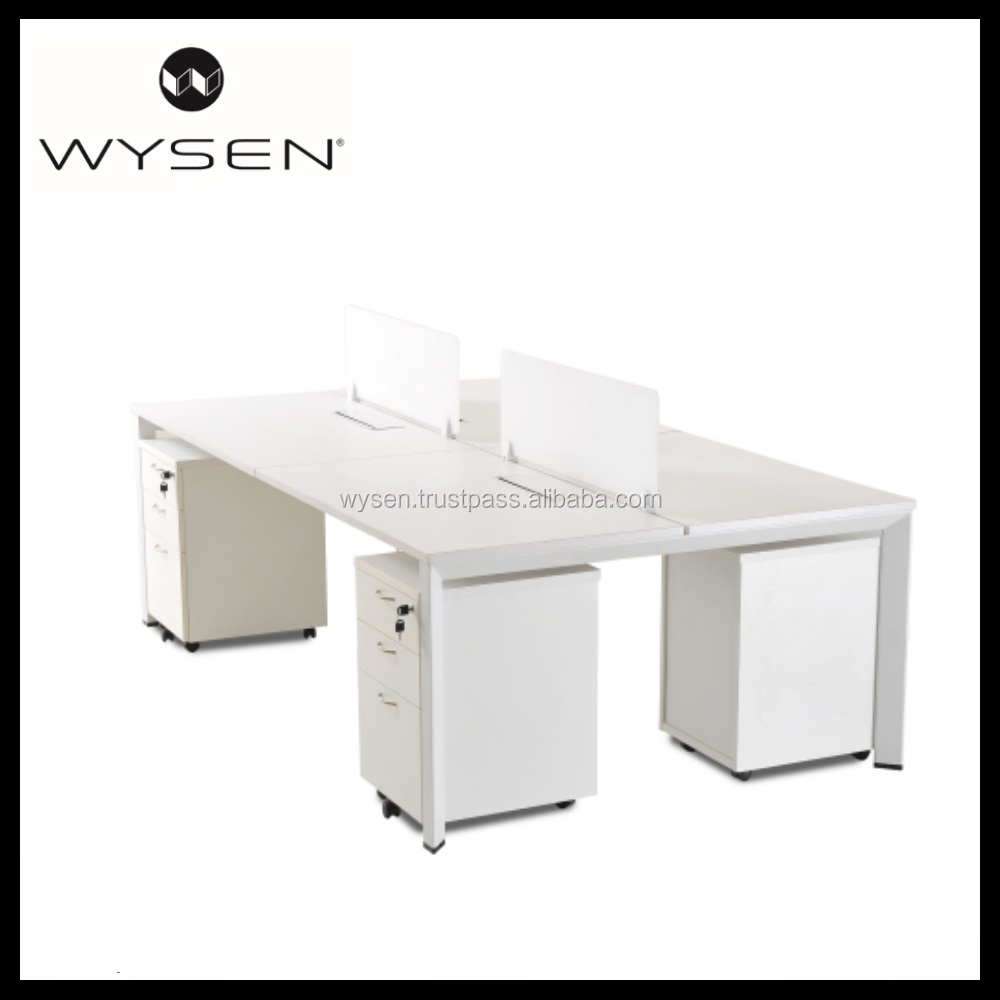 Accuss Series Workstation with Panels Furniture